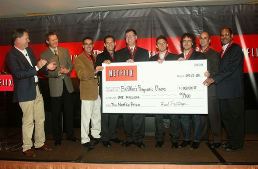 Netflix $1 Million Challenge
