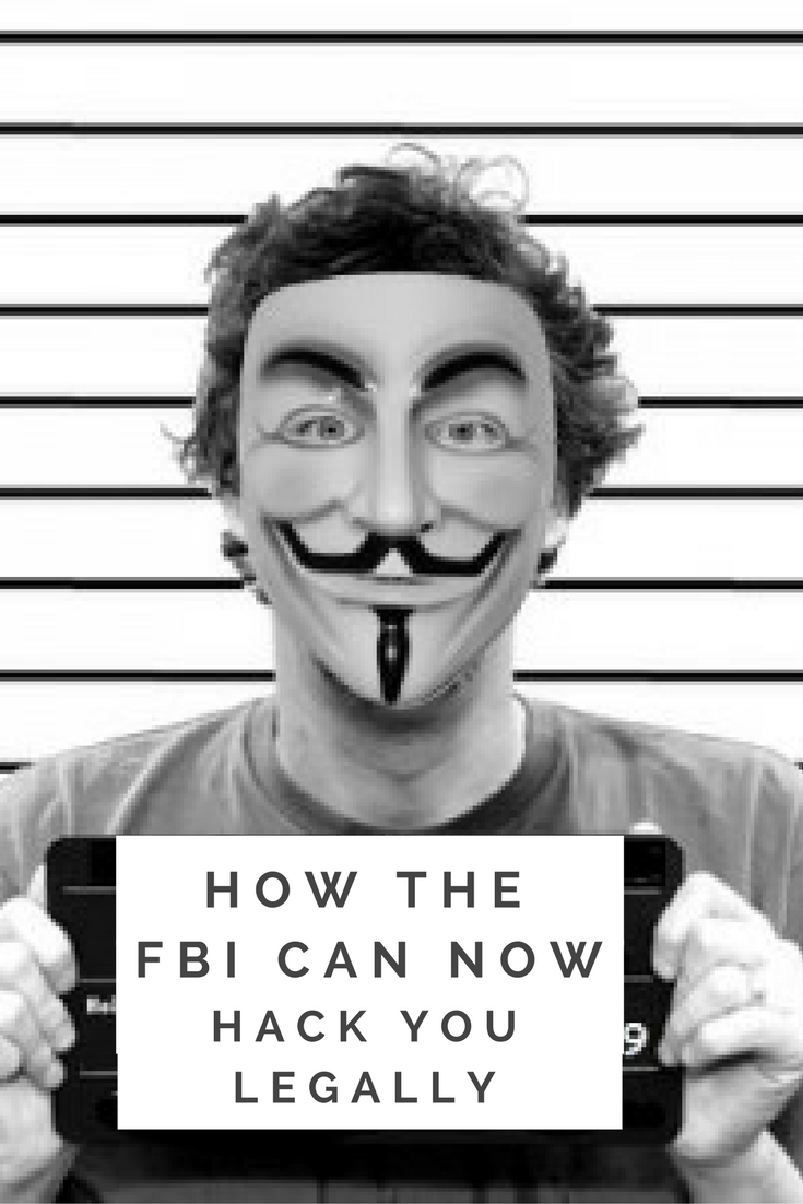 FBI can now legally hack you