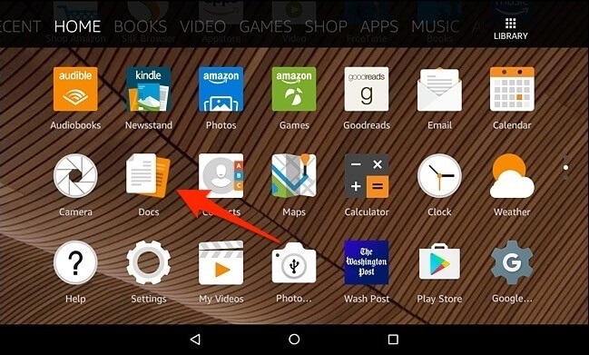 Install Google Play Store on Kindle Fire