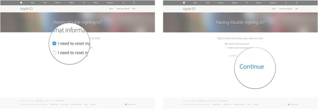 Change Email Address Apple ID