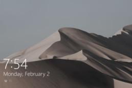 Change the Login Screen Background on Windows 10
