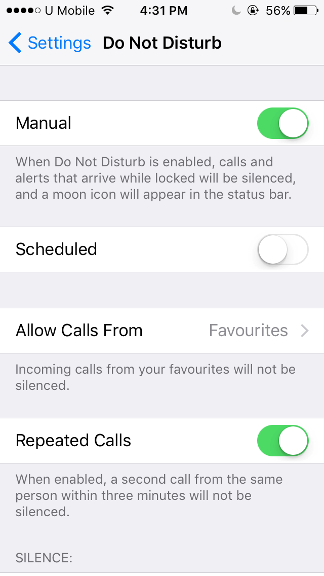 how to turn off ringer on iphone 7 ways to fix when iphone does not ring fast amp simple 20405
