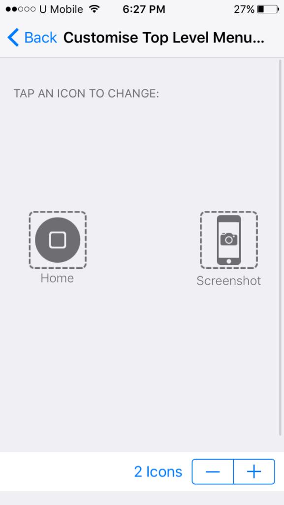 take a screenshot on iPhone X