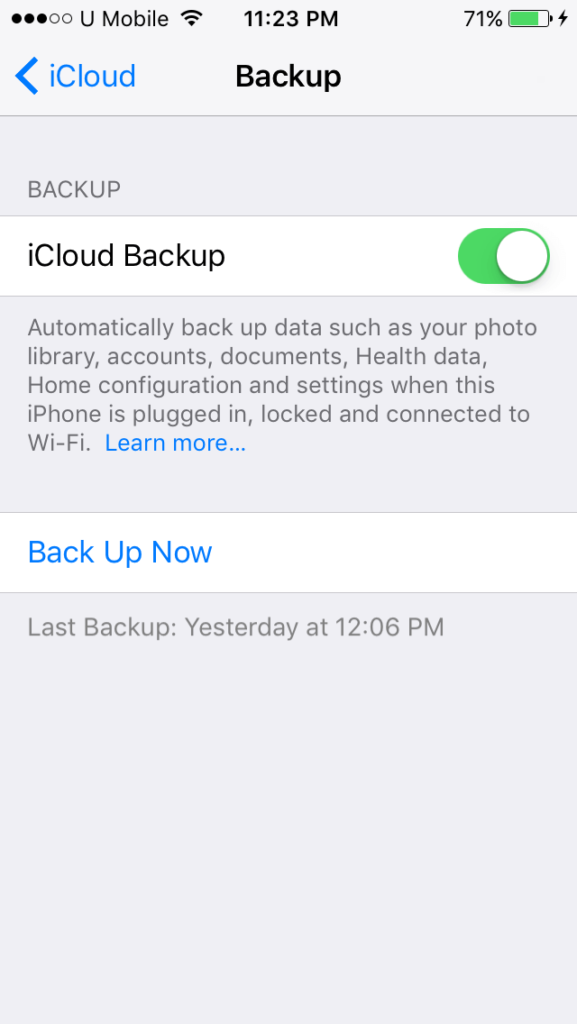 transfer data from old iPhone to new iPhone X