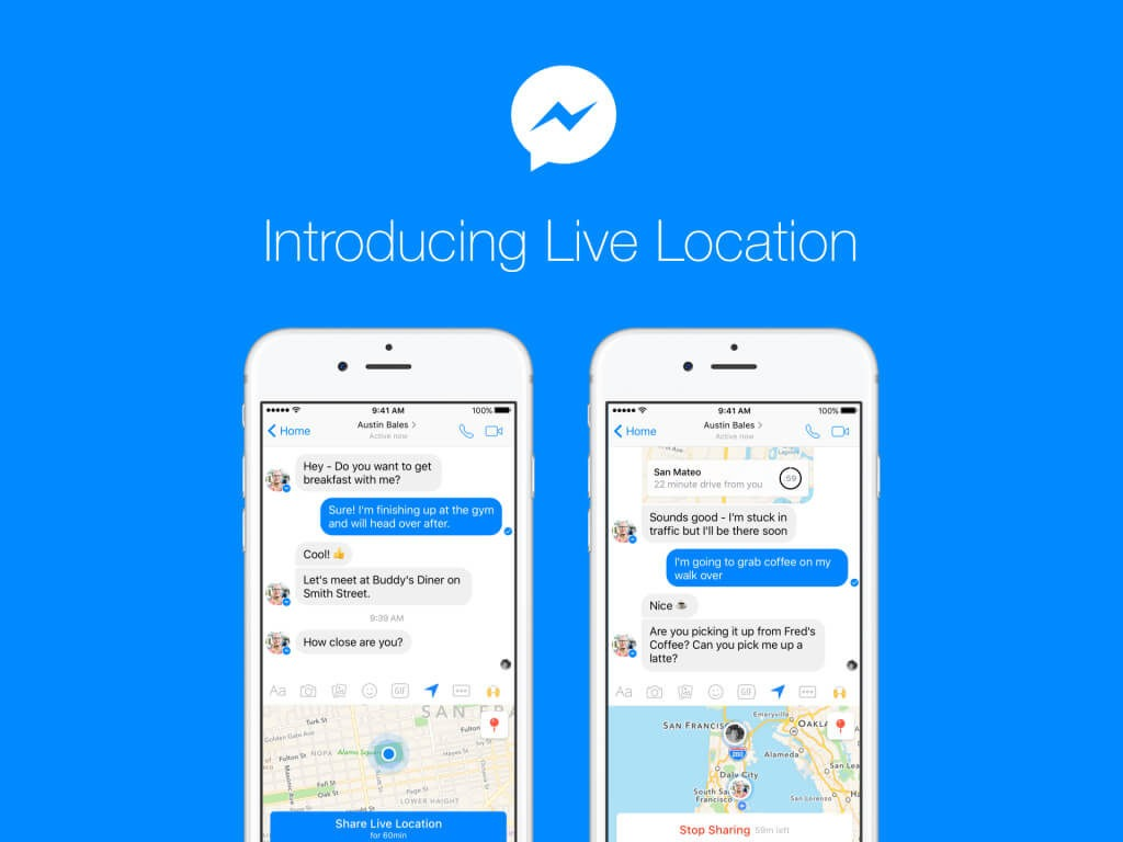 whatsapp live location sharing encrypted